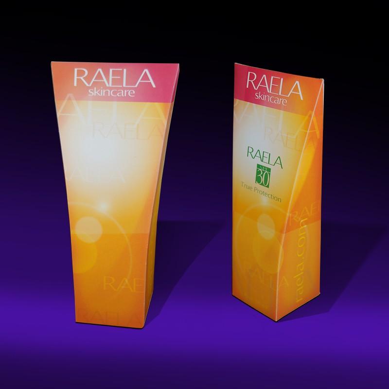 Raela Custom Contour Tube Box Rendering
